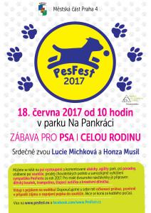 Plakát PesFest 2017